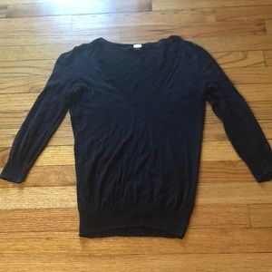 JCrew V Neck Sweater